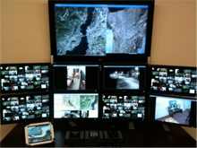 Hunter Security Command Center